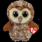 Percy the Barn Owl Medium Beanie Boo