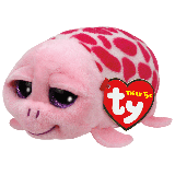 Shuffler the Pink Turtle (Teeny Tys)