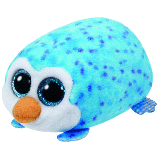 Gus the Blue Penguin (Teeny Tys)