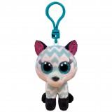 Atlas the Aqua Fox Clip Beanie Boo