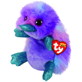 Zappy the Purple Platypus Medium Beanie Boo