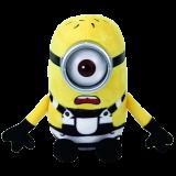 Despicable Me 3 Minion Carl Beanie Babies