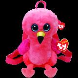 Gilda the Pink Flamingo (backpack)