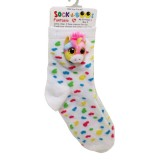 Fantasia the Unicorn Sock-A-Boos