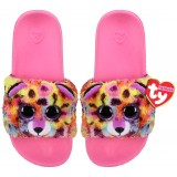 Griselle the Leopard Slides Small