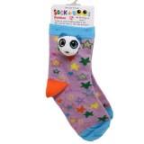 Bamboo the Panda Sock-A-Boos