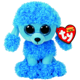 Mandy the Blue Poodle (regular)