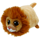 Regal the Brown Lion (Teeny Tys)