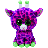 Gilbert the Pink Giraffe (medium)