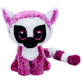 LeeAnn the Pink Lemur (regular)