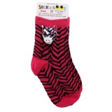 Zoey the Zebra Sock-A-Boos