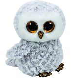 Owlette the White Owl (medium)