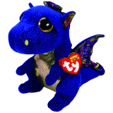 Saffire the Blue Dragon (medium)