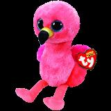 Gilda the Pink Flamingo (medium)