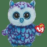 Oscar the Blue Owl (medium)