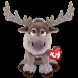 Frozen 2 Sven Reindeer Regular Sparkle Beanie Babies