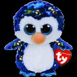 Payton the Blue Penguin Regular Flippable