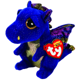 Saffire the Blue Dragon (regular)