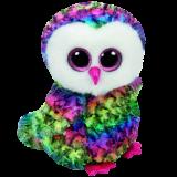 Owen the Multicoloured Owl (medium)