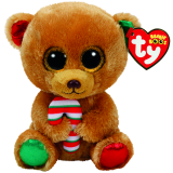Bella the Brown Bear Christmas (regular)