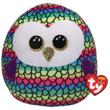 Owen the Owl Squish-A-Boos