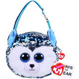 Slush the Dog Sequin Purse Ty Fashion