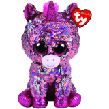 Sparkle the Pink Unicorn Regular Flippable