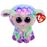 Daffodil the Pastel Easter Lamb Regular Beanie Boo