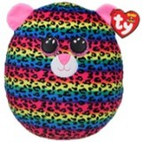 Dotty the Leopard Small Squish-A-Boos