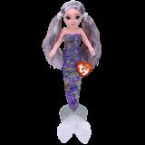 Athena the Platinum Mermaid Medium Sea Sequins Foil