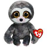 Dangler the Grey Sloth (medium)