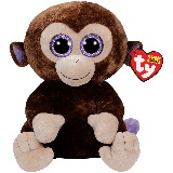 Coconut the Brown Monkey (large)