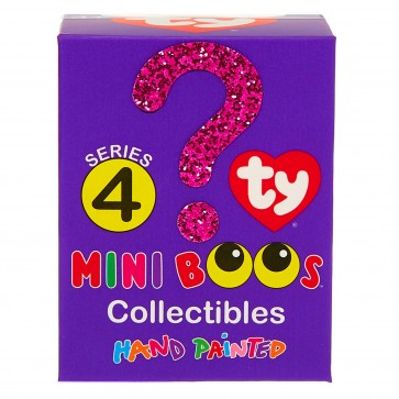 Mini Boos Collectible Figurines Series 4 (Single Blind Box)