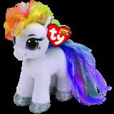 Starr the White Pony Regular Beanie Boo