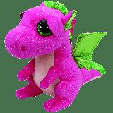 Darla the Pink Dragon (medium)