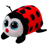 Trixy the Red Ladybug (Teeny Tys)