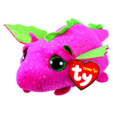 Darby the Pink Dragon (Teeny Tys)