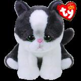 Yang the Black & White Cat Beanie Babies
