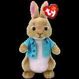 Beanie Babies Peter Rabbit - Cottontail