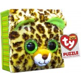Speckles the Leopard Beanie Boo Puzzle 60 pieces