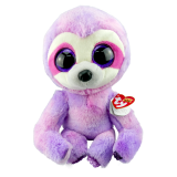 Dreamy the Purple Sloth Medium Beanie Boo