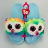 Owen the Multicoloured Owl Slides Medium