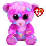 Franky the Multicoloured Bear (medium)