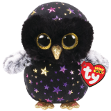 Hyde the Owl Halloween Regular Beanie Boo