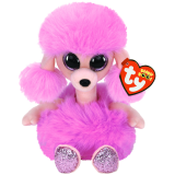 Camilla the Poodle Medium Beanie Boo