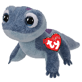 Frozen 2 Sven Bruni Salamander Regular Sparkle Beanie Babies