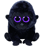 George the Black Gorilla (medium)