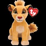 Lion King Simba Regular Beanie Babies