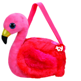 Gilda the Pink Flamingo (purse)