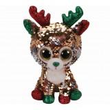 Tegan the Reindeer Christmas Regular Flippable
